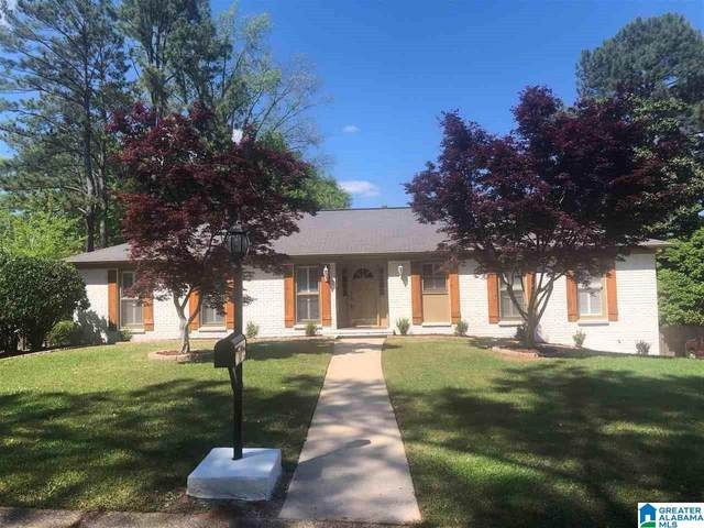 540 Turtle Creek Drive, Hoover, AL 35226 (MLS #1282883) :: Bentley Drozdowicz Group