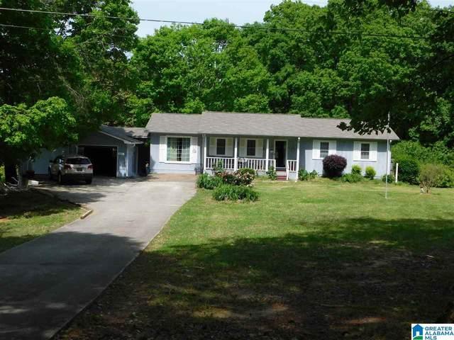 201 Berry Mtn Loop, Blountsville, AL 35031 (MLS #1283643) :: Lux Home Group