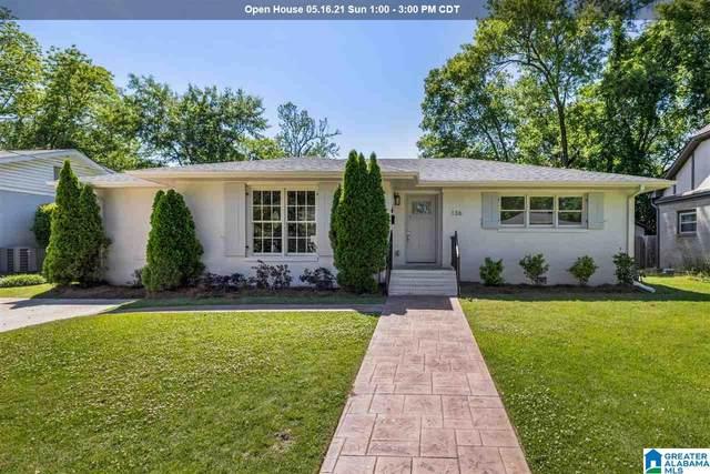 136 E Glenwood Drive, Homewood, AL 35209 (MLS #1284759) :: Bentley Drozdowicz Group
