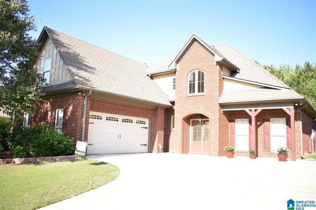 435 River Oaks Lane, Helena, AL 35080 (MLS #1284839) :: EXIT Magic City Realty