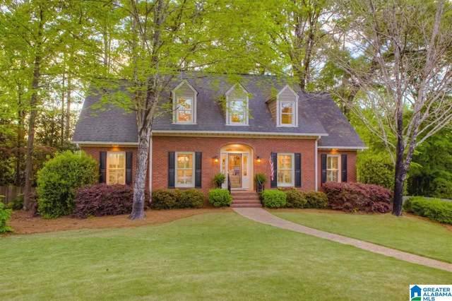 3432 Water Oak Drive, Vestavia Hills, AL 35243 (MLS #1285162) :: LIST Birmingham