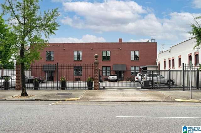 2412 2ND AVENUE N #13, Birmingham, AL 35203 (MLS #1285244) :: Howard Whatley