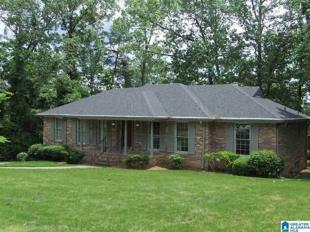 2636 Chimney Hills Circle, Vestavia Hills, AL 35226 (MLS #1286078) :: The Fred Smith Group | RealtySouth