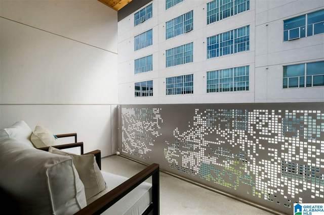 1801 2ND AVENUE N #409, Birmingham, AL 35203 (MLS #1286420) :: Lux Home Group