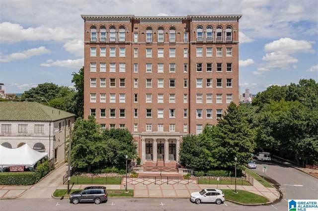 2250 Highland Avenue S #23, Birmingham, AL 35205 (MLS #1287623) :: Josh Vernon Group