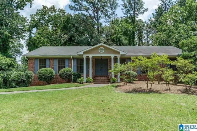 620 Paden Drive, Vestavia Hills, AL 35226 (MLS #1287938) :: Lux Home Group