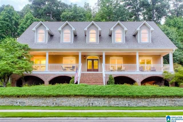 3350 Panorama Brook Drive, Vestavia Hills, AL 35216 (MLS #1288083) :: Lux Home Group