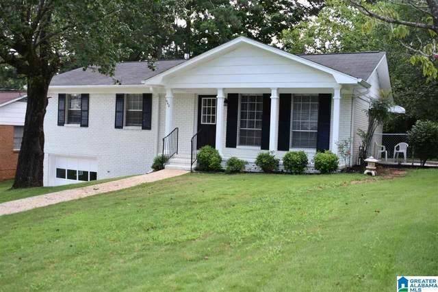540 Edgeknoll Drive, Homewood, AL 35209 (MLS #1289766) :: EXIT Magic City Realty