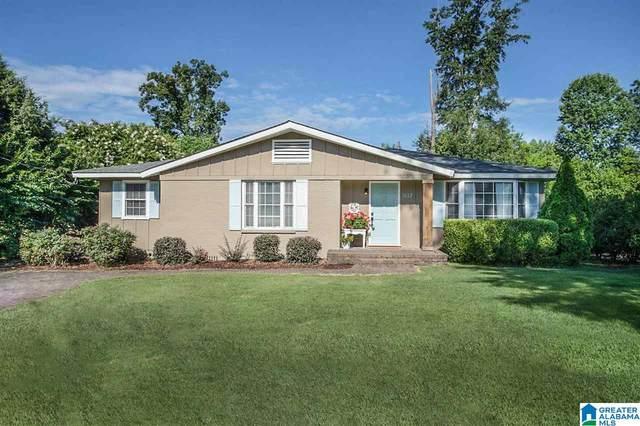 3137 Valley Park Drive, Vestavia Hills, AL 35243 (MLS #1291192) :: Amanda Howard Sotheby's International Realty