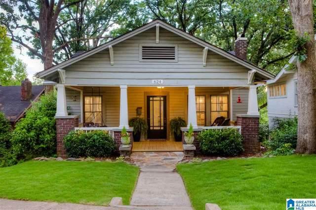 624 S 45TH STREET, Birmingham, AL 35222 (MLS #1292028) :: Lux Home Group