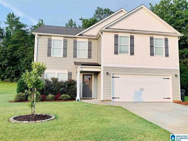 665 Waterstone Drive, Montevallo, AL 35115 (MLS #1292513) :: Bailey Real Estate Group