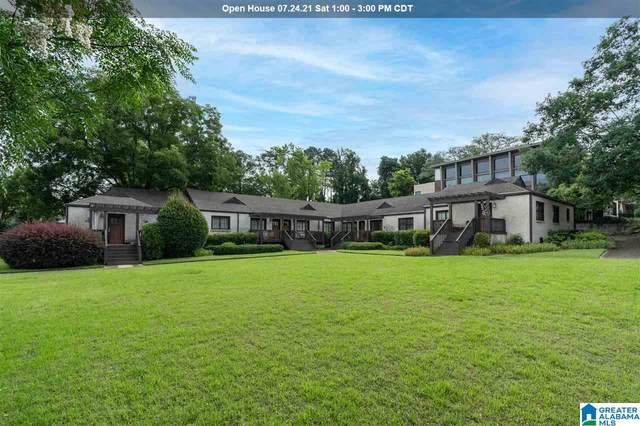 2909 Central Avenue #117, Homewood, AL 35209 (MLS #1292875) :: JWRE Powered by JPAR Coast & County