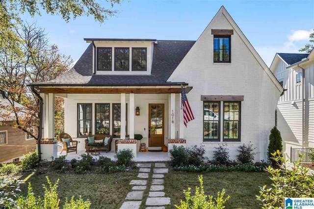 1018 Grace Street, Homewood, AL 35209 (MLS #1293692) :: JWRE Powered by JPAR Coast & County
