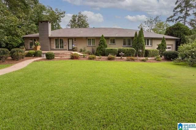 1801 Laurel Road, Vestavia Hills, AL 35216 (MLS #1296150) :: Lux Home Group
