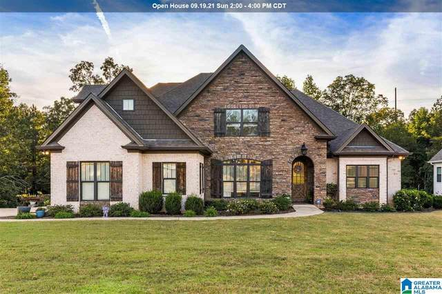 131 Edgewater Drive, Odenville, AL 35120 (MLS #1297456) :: Krch Realty
