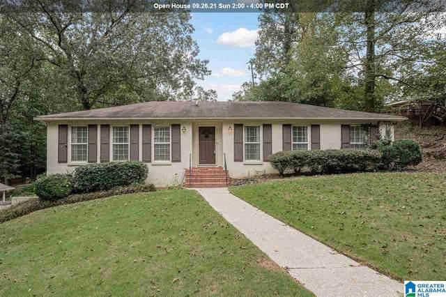 2205 Garland Drive, Vestavia Hills, AL 35216 (MLS #1298586) :: Lux Home Group