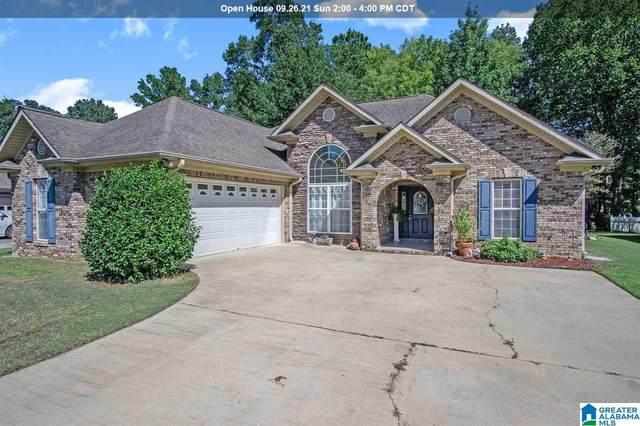 160 Fairview Lane, Montevallo, AL 35115 (MLS #1298636) :: Josh Vernon Group