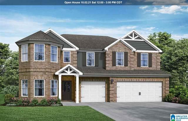 1368 N Wynlake Drive, Alabaster, AL 35007 (MLS #1299118) :: Sargent McDonald Team