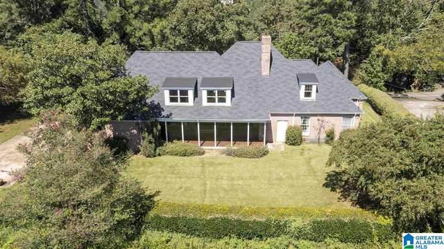 2419 Monte Vista Drive, Vestavia Hills, AL 35216 (MLS #1300255) :: Lux Home Group