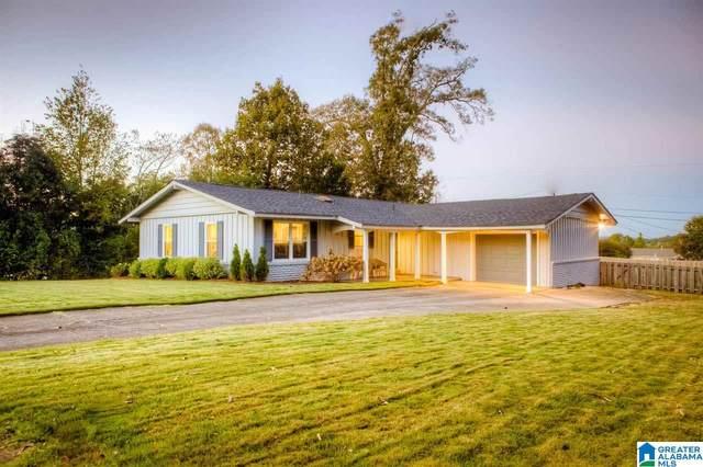 3020 Woodhaven Circle, Vestavia Hills, AL 35243 (MLS #1301504) :: Lux Home Group
