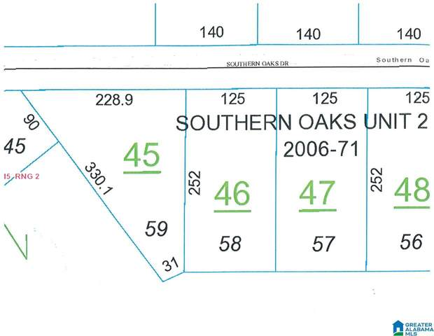 0 Southern Oaks Dr #58, Odenville, AL 35120 (MLS #790175) :: Josh Vernon Group