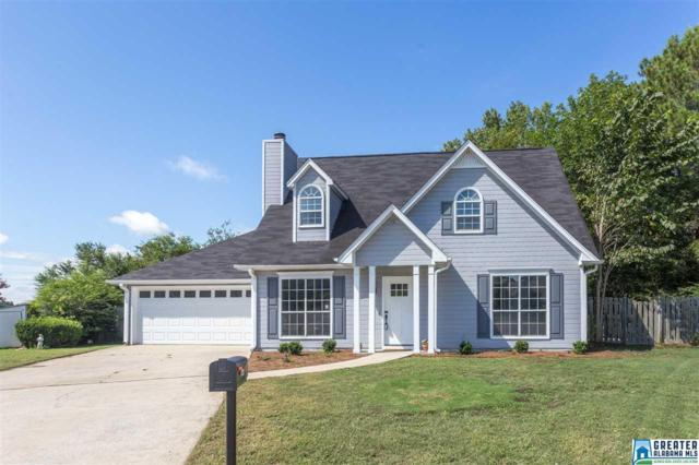 216 Brookhollow Dr, Pelham, AL 35124 (MLS #792885) :: RE/MAX Advantage