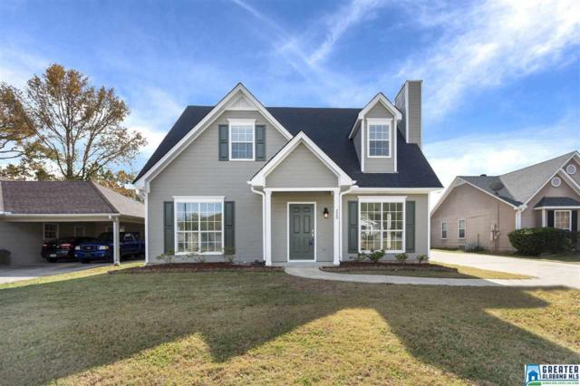 220 Brookhollow Dr, Pelham, AL 35124 (MLS #800829) :: The Mega Agent Real Estate Team at RE/MAX Advantage