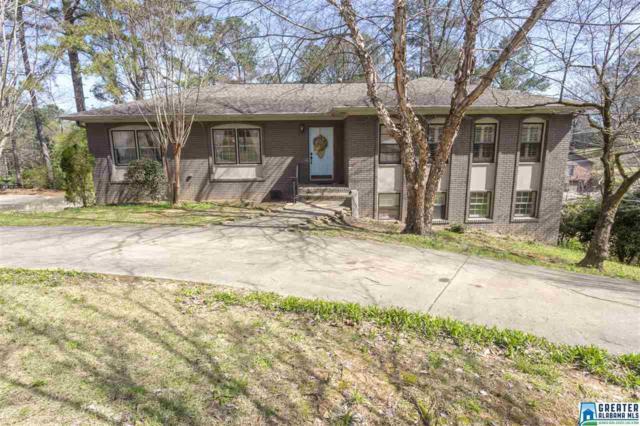 1383 Starcross Dr, Vestavia Hills, AL 35216 (MLS #808566) :: Brik Realty