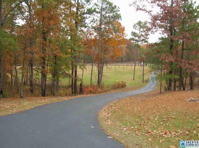 343 Creekside Dr, Harpersville, AL 35078 (MLS #812934) :: LIST Birmingham
