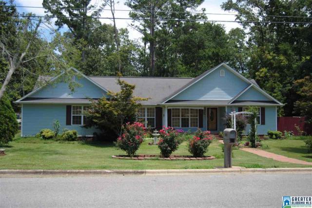 609 7TH AVE NE, Jacksonville, AL 36265 (MLS #823212) :: LIST Birmingham