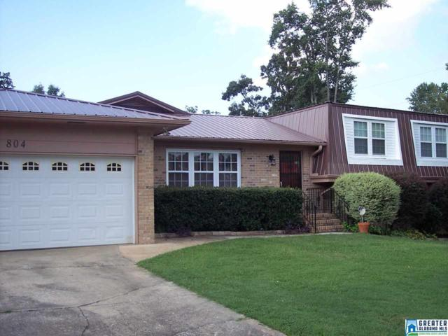 804 11TH ST NE, Jacksonville, AL 36265 (MLS #826856) :: Gusty Gulas Group