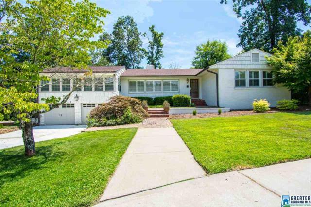2449 Shades Crest Rd, Vestavia Hills, AL 35216 (MLS #830184) :: Josh Vernon Group