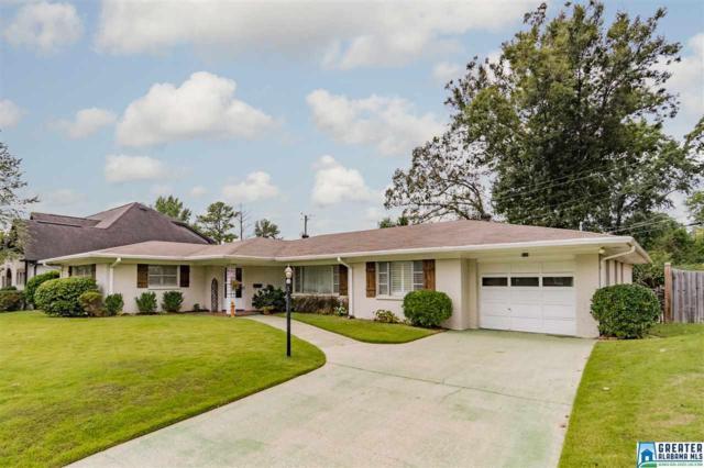 530 Hampton Dr, Homewood, AL 35209 (MLS #830368) :: LIST Birmingham