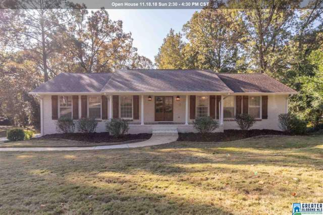 3905 Spring Valley Rd, Mountain Brook, AL 35223 (MLS #833522) :: Gusty Gulas Group
