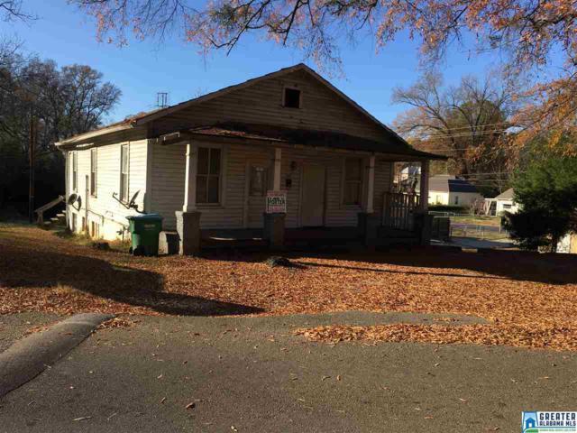 314 Jemison Ave, Talladega, AL 35160 (MLS #834700) :: Gusty Gulas Group