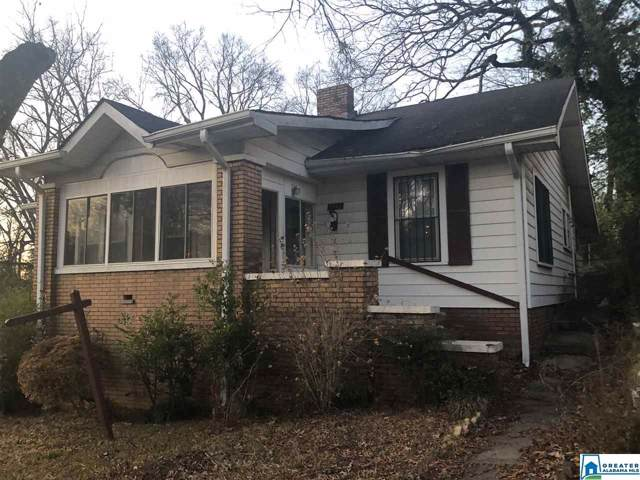 1712 29TH ST, Birmingham, AL 35208 (MLS #837243) :: LocAL Realty