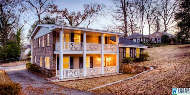 3717 Locksley Dr, Mountain Brook, AL 35223 (MLS #838299) :: Brik Realty