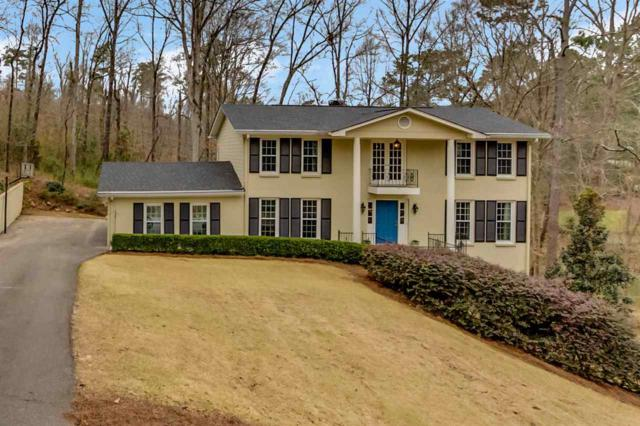 4415 Briarglen Cir, Mountain Brook, AL 35243 (MLS #842643) :: Brik Realty
