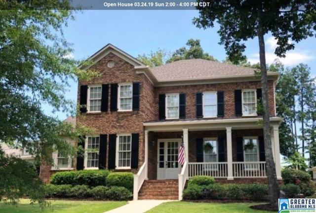487 Renaissance Dr, Hoover, AL 35226 (MLS #843317) :: Bentley Drozdowicz Group