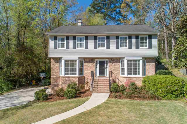 3421 Moss Brook Ln, Vestavia Hills, AL 35243 (MLS #845468) :: Josh Vernon Group