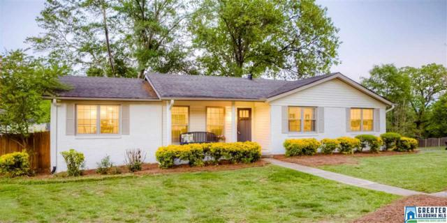 2561 Yorkmont Dr, Vestavia Hills, AL 35226 (MLS #846875) :: Howard Whatley
