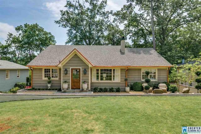 2925 Virginia Rd, Mountain Brook, AL 35223 (MLS #849448) :: Howard Whatley