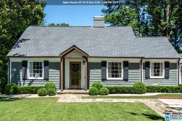 3916 Montevallo Rd, Mountain Brook, AL 35213 (MLS #849847) :: Bentley Drozdowicz Group