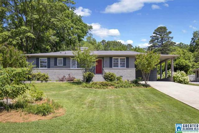 1860 Southwood Rd, Vestavia Hills, AL 35216 (MLS #851050) :: Howard Whatley