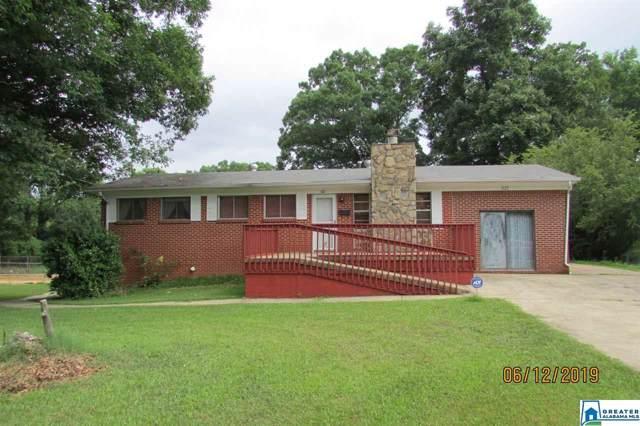 821 W 54TH ST, Anniston, AL 36206 (MLS #852925) :: Josh Vernon Group