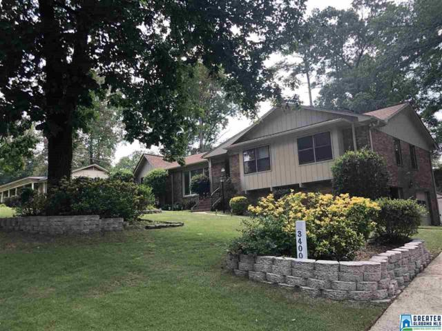 3400 Portsmouth Dr, Hoover, AL 35226 (MLS #853466) :: Gusty Gulas Group