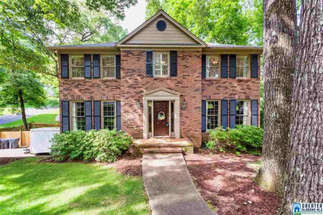 2501 Old Oak Ln, Vestavia Hills, AL 35243 (MLS #853620) :: Josh Vernon Group