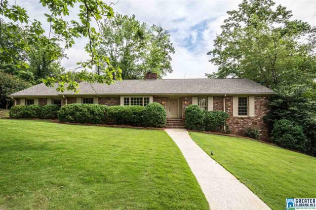 3820 Dunbarton Dr, Mountain Brook, AL 35223 (MLS #854316) :: LIST Birmingham