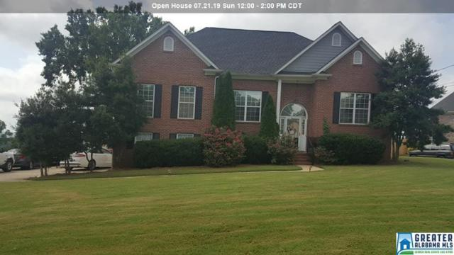 1021 Meadows Ln, Moody, AL 35004 (MLS #855536) :: Brik Realty
