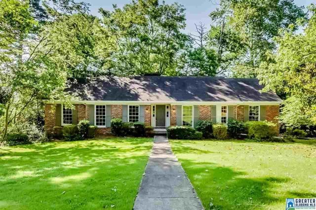 3589 Rockhill Rd, Mountain Brook, AL 35223 (MLS #855598) :: LocAL Realty